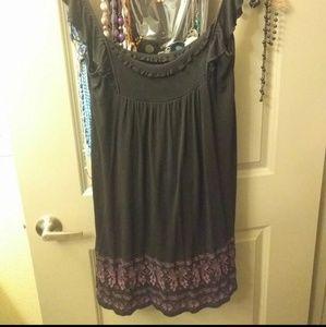Boho Style Dress!